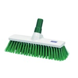 Green Autoclavable Yard Broom - NHB13