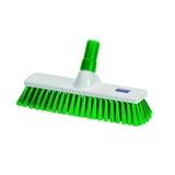 Green Food Safe Hygiene Broom - NHB12