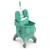 Green Kentucky Mop Bucket, 30 litre - 6475