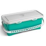 Green Ramon Hygiene 10 Litre mop bucket - 892KIT