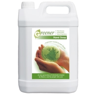 Greener Hand Soap