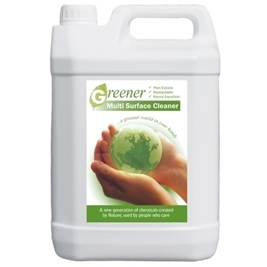Greener Multi Surface Cleaner (5 ltr)