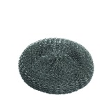 Heavy Duty Galvanized Steel Scourers (Pack of 10) - 828/40