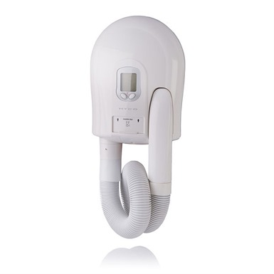 Hyco Wall Mounted Hair Dryer LCD display