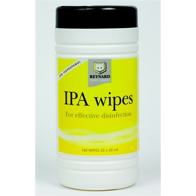 IPA Surface Disinfection Wipes