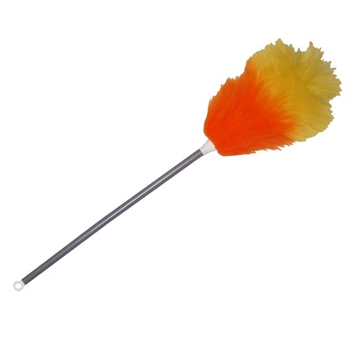 Lambswool Duster with Handle