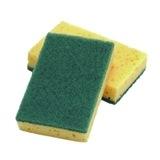 Large Sponge Scourers (Pack of 10) - 827.10