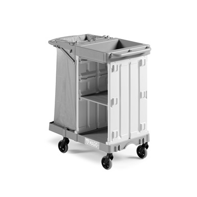 Laundry Trolley (8-10 rooms)