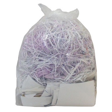 Medium Duty Clear Refuse Sacks (200 Bags)