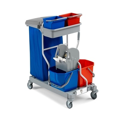 Mini Mopping Maintenance Trolley