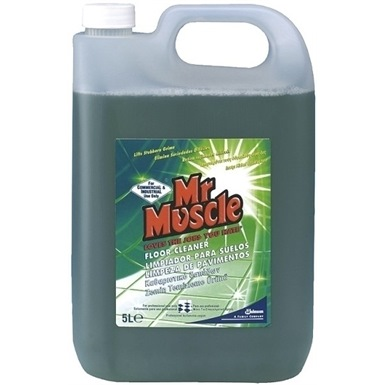 Mr Muscle Floor Cleaner S C Johnson 829598