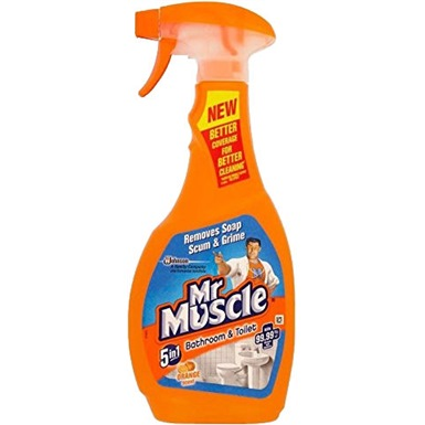 Mr Muscle Multi Task Bathroom & Toilet Cleaner