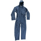 Navy Blue Fortex Flexible Waterproof Overalls - 320