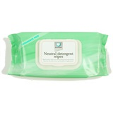 Neutral Detergent Wipes - RHS201