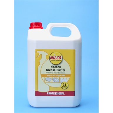 Nilco 5lt Kitchen Degreaser