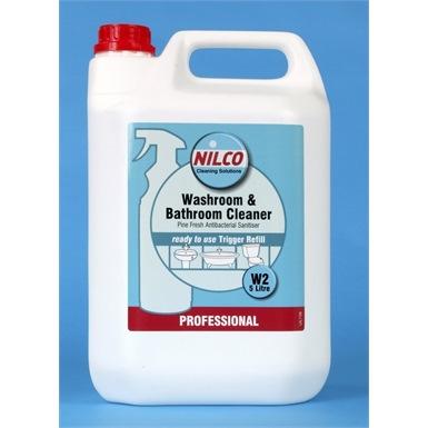 Nilco Bathroom Cleaner 5 Litre Refill