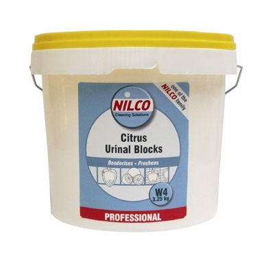 Nilco Citrus Urinal Blocks