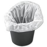 Office Bin Liners White (1000 bags) - BRS082