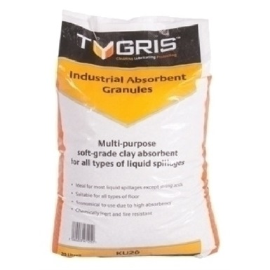 Oil Spill Absorbent Granules