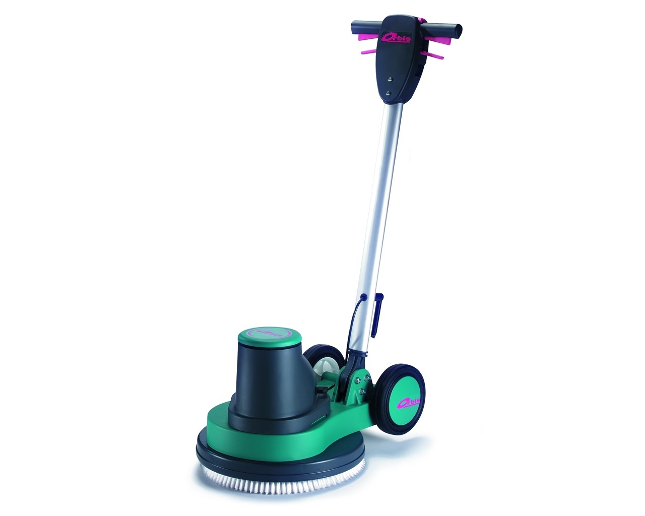 Orbis 400 17 rotary floor machine complete truvox for Floor cleaning machine
