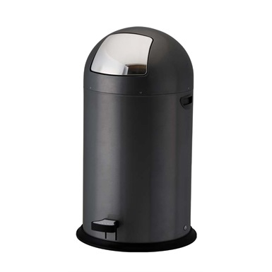 Pedal Operated Push Bin, 40 Litre