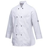 Portwest Rachel Ladies Chefs Jacket - C837