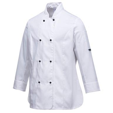 Portwest Rachel Ladies Chefs Jacket