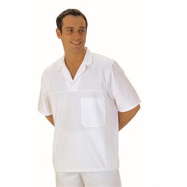 Portwest Short Sleeved Bakers Shirt