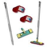 Pro Wet Microfibre Mop Kit - 868MKIT