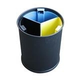 Probbax 13L Waste Separation Basket - WB-1251-BLA