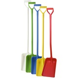 Professional 'D' Grip Plastic Food Industry Shovel - PSH13