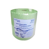 Ramon Hygiene Green All Purpose Cloth On A Roll - 787