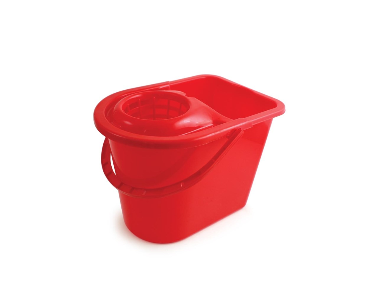 15 Litre Capacity Mop Bucket And Wringer Mb 05