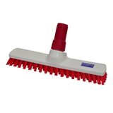 Red Hygiene Scrubbing Brush - NHB19