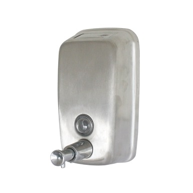 Stainless Steel Soap Dispenser (500ml bulk fill)