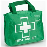 Steroplast 70 Piece First Aid Kit Bag - 8128