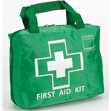 Steroplast 70 Piece First Aid Kit Bag