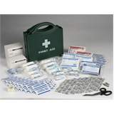 Steroplast BS-8599-1 Compliant Large Standard First Aid Kit - 8599-L
