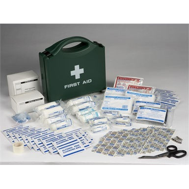 Steroplast BS-8599-1 Compliant Large Standard First Aid Kit