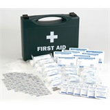Steroplast HSE Compliant 21-50 Person First Aid Kit - 8020