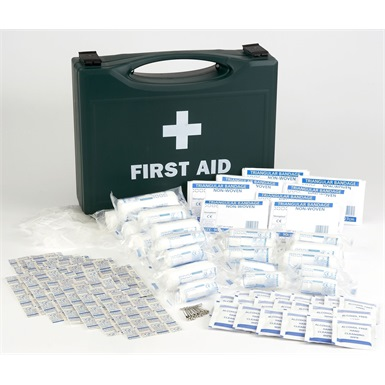 Steroplast HSE Compliant 21-50 Person First Aid Kit