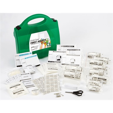 Steroplast OFSTED Compliant Childcare First Aid Kit