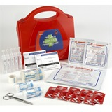 Steroplast Premier Burncare Burns Kit - 8231