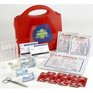 Steroplast Premier Burncare Burns Kit