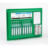 Steroplast Sterowash Eye Wash Kit Station with 20ml Pods - 1410