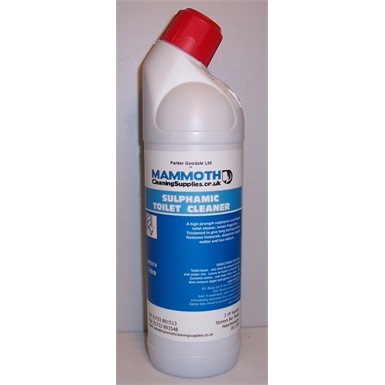 Sulphamic Toilet Cleaner