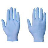 Supertouch Powder Free Nitrile Medical Gloves (100 Gloves) - 12611-4