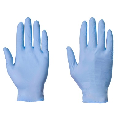 Supertouch Powder Free Nitrile Medical Gloves (100 Gloves)
