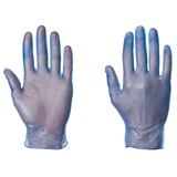 Supertouch Powdered Vinyl Gloves box of 100 - 11011