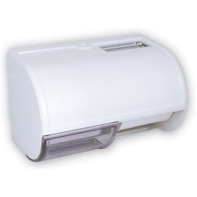 Twin Roll Toilet Roll Dispenser